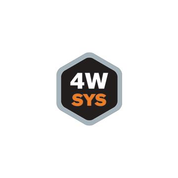 4W-Vario-Schaum plus, champagner, 35 l | BTI